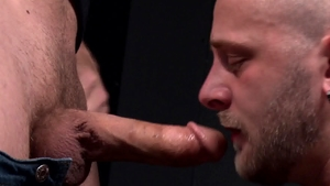 ExtraBigDicks - Real sex and athletic blond John Magnum