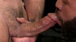 MenOver30.com - Hairy Rego Bello cock sucking