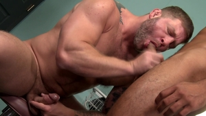 Men Over 30 - Gay Colby Jansen have sex with Mike Maverick