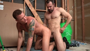 DylanLucas: Gay Brandon Wilde with Max Sargent masturbation
