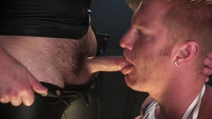 HotHouse.com - Johnny V fucked by big cock stud
