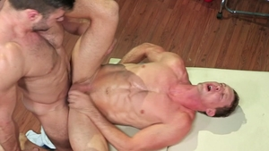Hot House: Derek Bolt fucked by doctor Pierce Paris in Paris