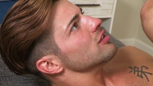 Hot House: Young Casey Everett hard begging in the pool