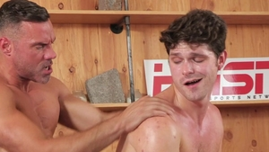 HotHouse: Bare sex with Manuel Skye plus Devin Franco