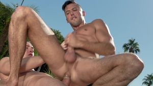 FalconStudios: Sex scene with Tristan Hunter & Shane Jackson