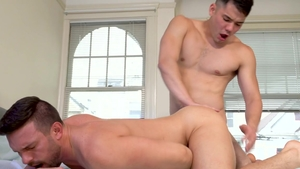Falcon Studios - Casey Jacks fucks with asian Colton Reece