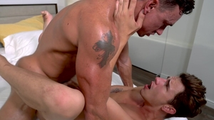 FalconStudios: Doggy fuck with Cade Maddox amongst Kuper