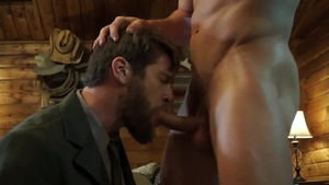 Falcon Studios - Colby Keller as well as Ryan Rose hard sex