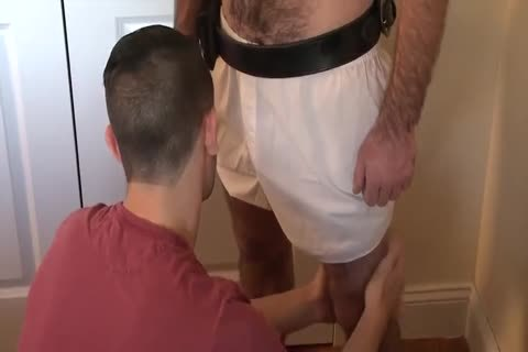 JAKE steel & hairy COP