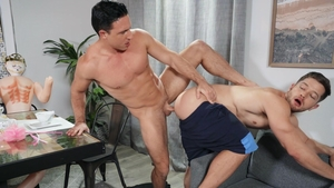 DrillMyHole - Johnny Donovan and Reese Rideout sex with toys