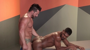 RagingStallion - Inked XL as well as Jimmy Durano rimming