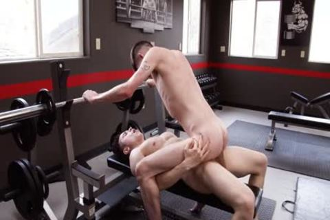nailing In The Gym
