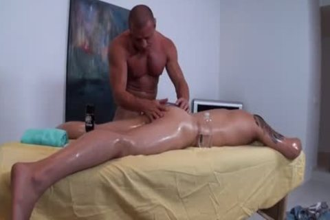 Tyler Saint gay Massage