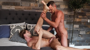 PrideStudioPartners: Amateur Trent Summers rimming porn