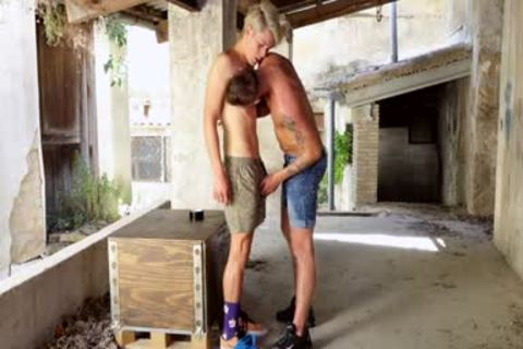 Blond twink serf loves To Be Used By His master - Chastity
