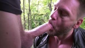 FrankfurtSexStories - Gay Patrick Blue rough fucks in the ass