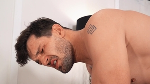 Sean Cody: Tattooed Brysen facial throat fuck
