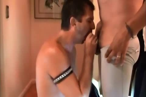 Jerk, engulf and cum - Finale with lycra paramour buddy