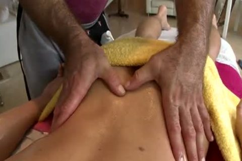 Cure Your Monday Blues w/ a naughty homo Massage