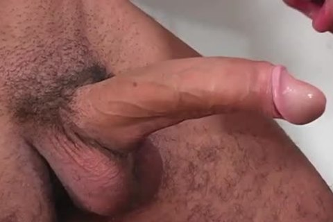 indecent latino bangs his man painfully doggy style